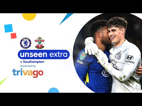 Kepa & Reece James Penalty Heroes In Carabao Cup Drama at The Bridge! | Unseen Extra