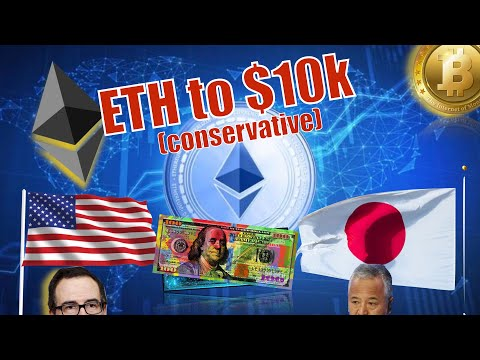 BREAKING! JAPAN & USA COLLABORATION To BEAT China's E-Yuan! Ethereum To 10k Minimum + SEC Securities