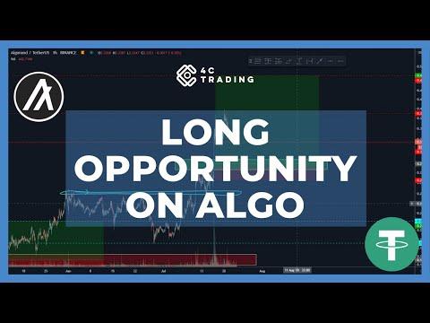 crypto-analysis-of-24th-july:-long-opportunity-on-algo-#crypto-#algo-#4ctrading