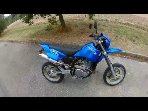CCM R30 644 Supermoto - motor Suzuki