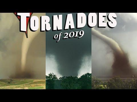 TORNADOES OF 2019 - The Endless Storm Season