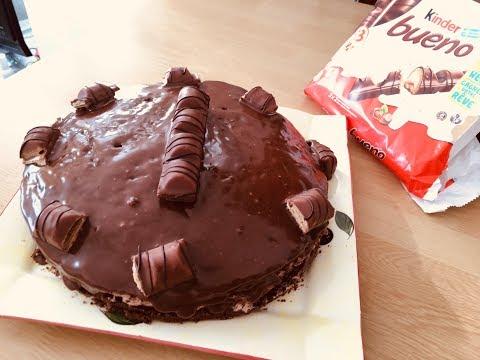 gâteau-au-kinder-bueno