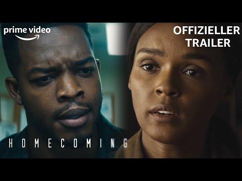 """In was bist du hineingeraten?"" | Homecoming | Offizieller Trailer | Prime Video DE"