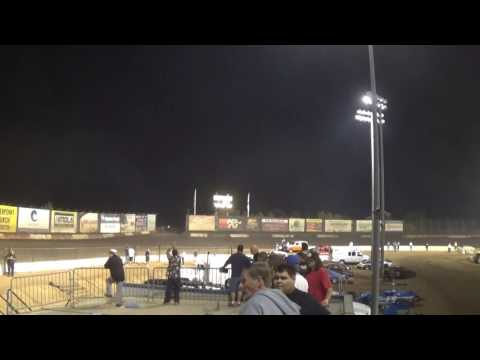Perris Auto Speedway American Factory Stock Main 10-29-2016