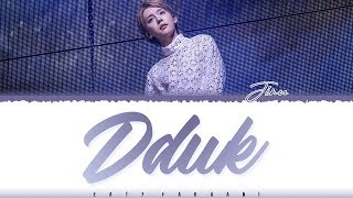 WINNER JINU – 'DDUK' Lyrics [Color Coded_Han_Rom_Eng]
