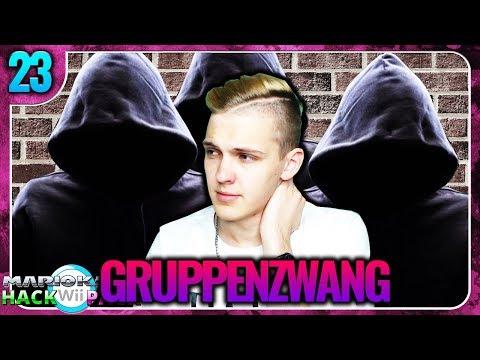 GRUPPENZWANG - Was kann ich tun? 👽 MK Wii Hack Pack #23