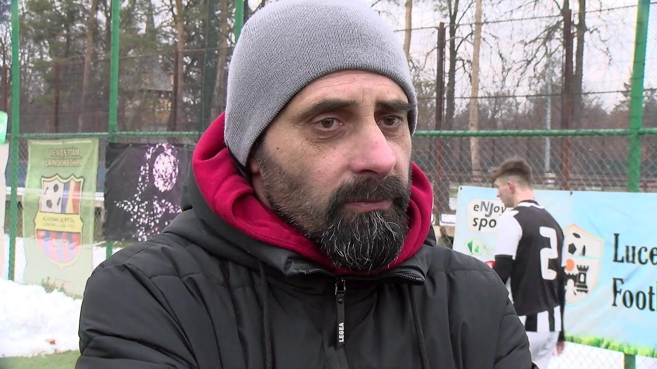 """Amical: """"U"""" Cluj (Under 19) - Sticla Arieșul Turda 2-7 (22.01.2020)"""