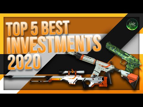 TOP 5 CS:GO INVESTMENTS FOR 2020 SO FAR | CS:GO Investing