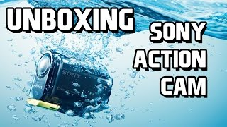 Sony Action Cam (AS20) Unboxing and Hands-On Review! The Alternative GoPro!