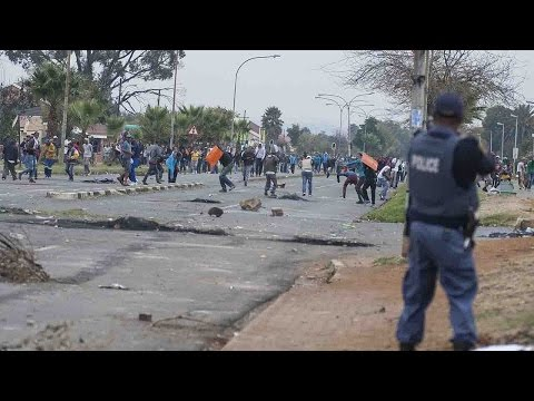 Racial Tensions Flare In South Africa As White Farmers Are Bailed