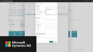 How to adjust physical inventory levels in Dynamics 365 Business Central