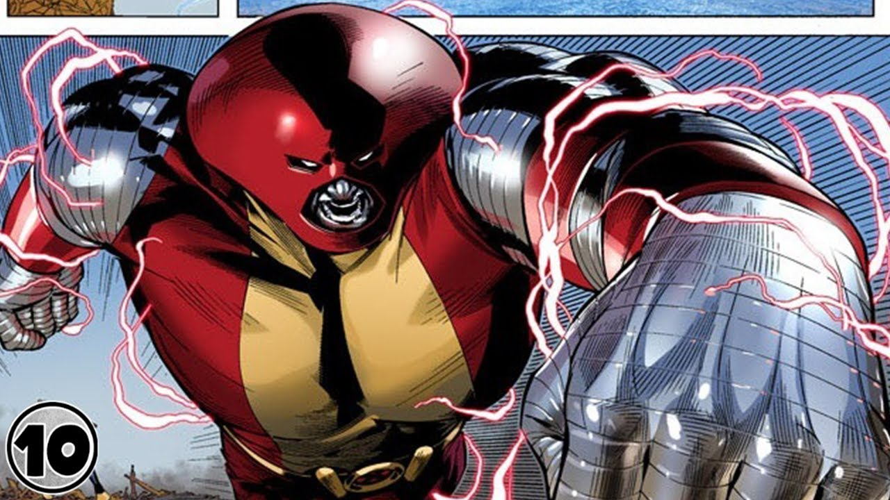 Download Top 10 Superpowers You Didn't Know Colossus Had