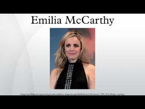 emilia mccarthy wikipedia