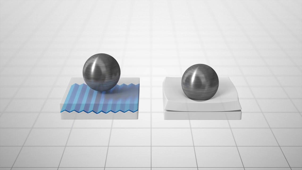 Công nghệ WAVE trong giày bóng chuyền Mizuno