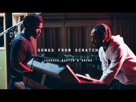 adidas Originals   Yours Truly   Songs From Scratch   Terrace Martin x Smino -