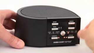 Ecotones Sound Sleep Machine Model ASM1002 Reviews