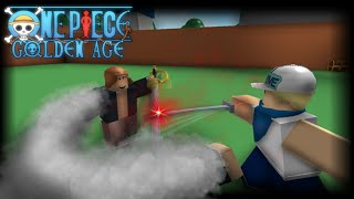Roblox-One Piece Golden Age-Episode 3 season 1 USING HAKI?!?! aramnent and observation