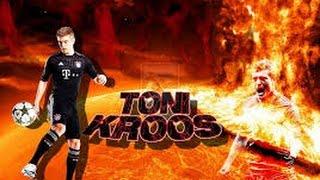 Toni Kroos Highlights & Skill ● Best Ultimate Goals Ever 2012 - 2014 Full HD ● Big Thanks