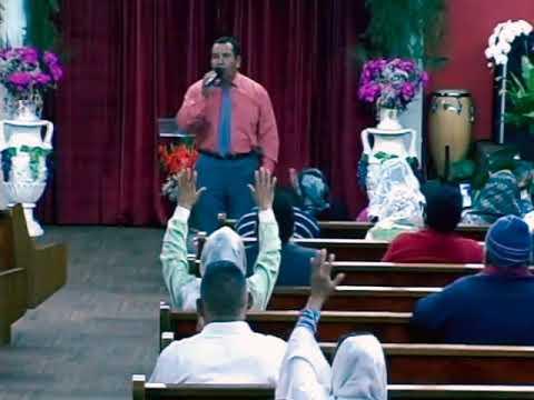 Pastor Rafael Rodriguez  Dios está sacando la iglesia de las iglesias #1  Sábado, 12 03 2017  mov TV