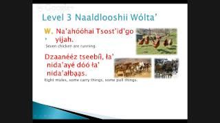 Navajo 1 Lesson 6