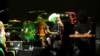 Hank Williams III - Punch, Fight, Fuck/Country Heroes || live @ Effenaar Eindhoven || 02-07-2012