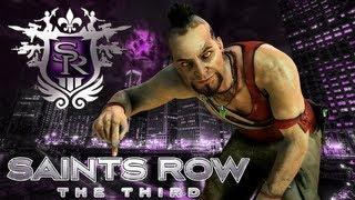 Saints Row The Third Com o Vaas