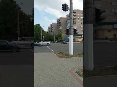 РИА Мелитополь: Светофор неработающий