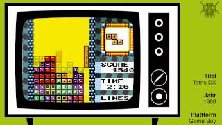 TETRIS DX / Game Boy Color / PIXELKITSCH Test