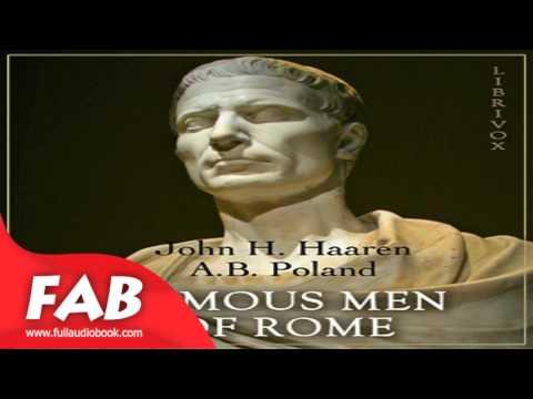 Famous Men of Rome Full Audiobook by John Henry HAAREN by Children