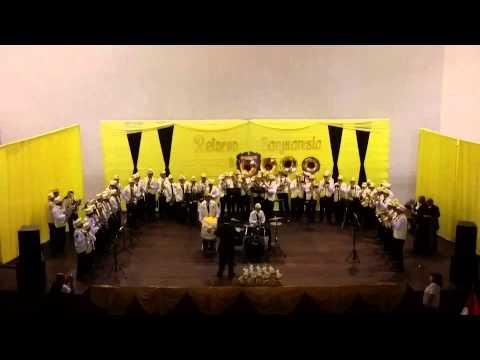 Hawaii Five-O - Theme Song (from the television serie) Banda de Música CN San Juan de Trujillo