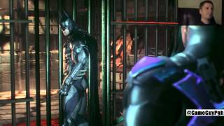 Batman: Arkham Knight 24+ Hr Completion Stream!!