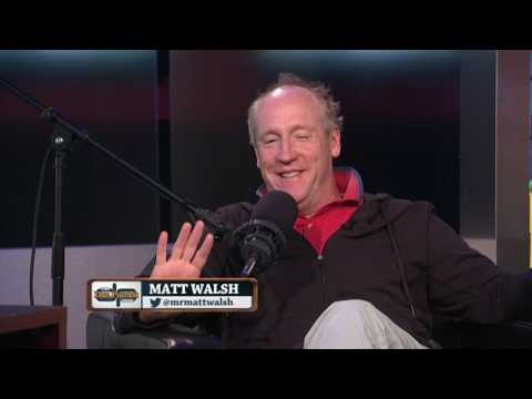 Matt Walsh on The Dan Patrick Show (Part 2) 5/20/16