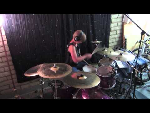 Lindsey Raye Ward - Blink-182 - Pretty Little Girl (Drum Cover)