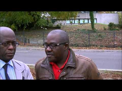 Bruxelles. l'opposition rwandaise manifeste pour Ingabire, et applaudit la débâcle du M23