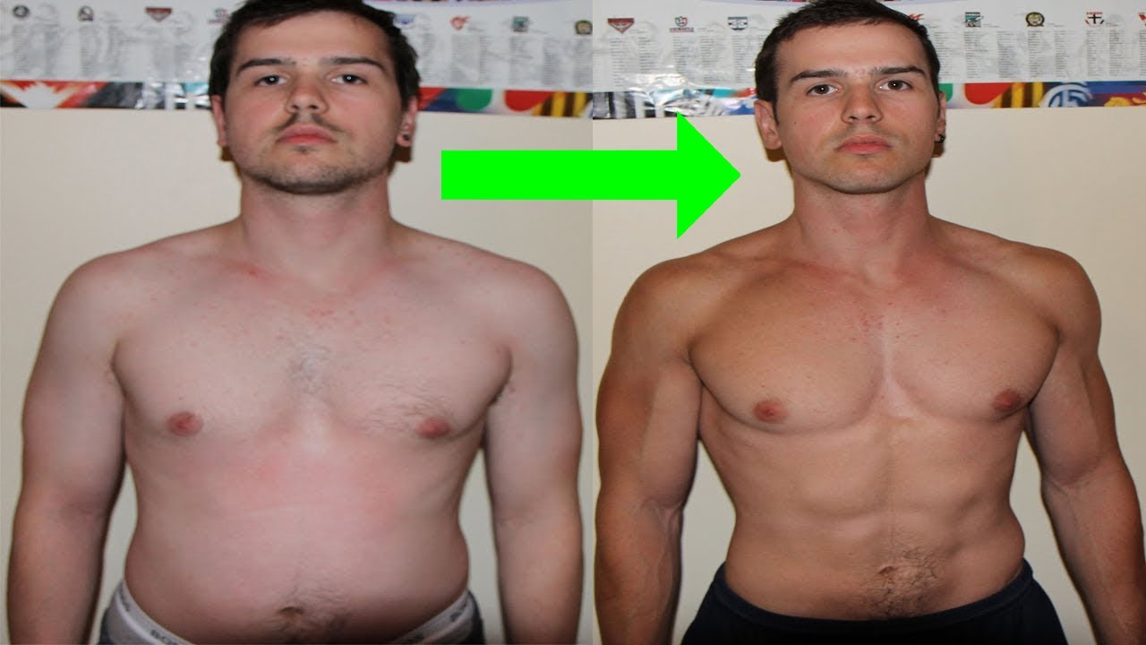 12 Month Bodyweight Training Fitness Transformation