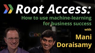 Google Root Access: How to use machine-learning for business success, with startup Guesswork