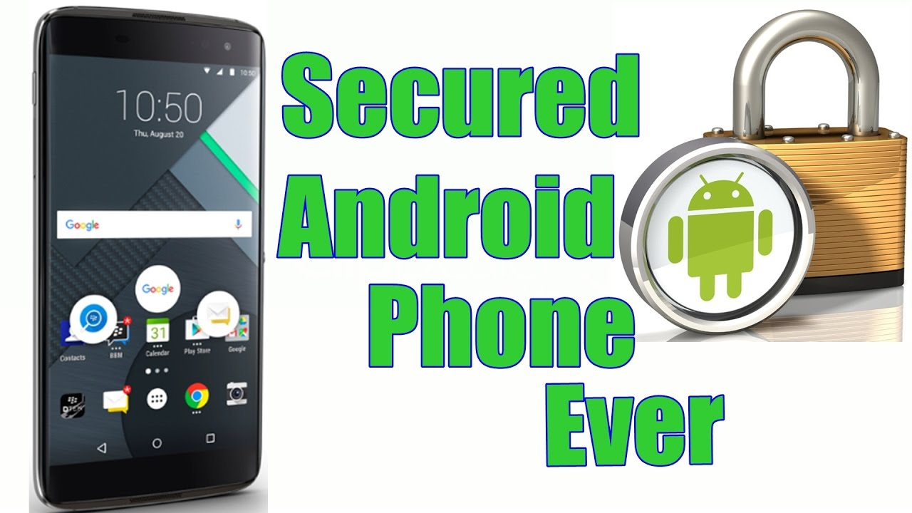 Worlds most secure Android Phone in INDIA