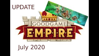 Goodgame Empire July Update