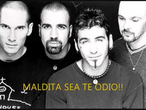 Godsmack  I Fucking Hate You Sub Español