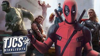 Kevin Feige Confirms Deadpool Rated R And In MCU