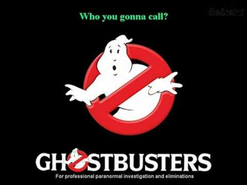 Ghostbusters Theme  YouTube