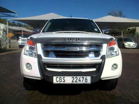 2011 ISUZU KB 300D-TEQ DOUBLE CAB LX Auto For Sale On Auto Trader South Africa