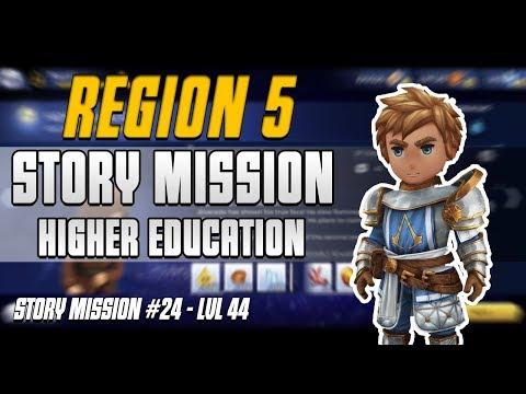 AC Rebellion Region 5 - Story Mission 24: Higher Education 3 Stars