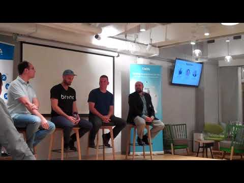 IoT and Augmented Reality: Bay McLaughlin + Devin Ehrig + Greg Fisher