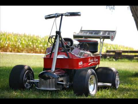 Radioflyer Hotrod Go Kart Youtube