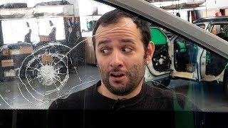 Como são feitos os carros blindados #Boravê