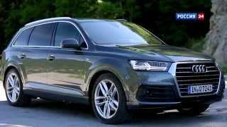 Тест-драйв Audi Q7 2015 // АвтоВести 212