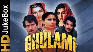 Ghulami (1985) Songs | Full Video Songs Jukebox | Dharmendra, Mithun, Reena Roy, Anita Raj