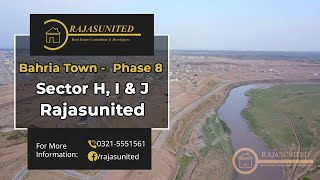 Bahria Town Phase 8 Sector H, I & J