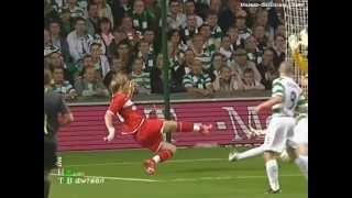 Георгий Черданцев, Спартак 1:1 Селтик 2007